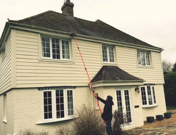 gutter clearing tunbridge wells and crowborough